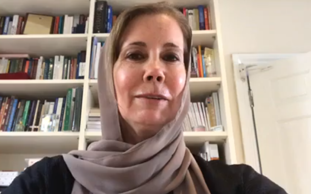 Sis. Kristiane Backer 'New Muslims' sessions to continue