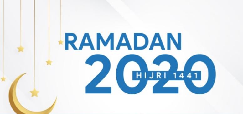Ramadan Prayer Timetable 2020