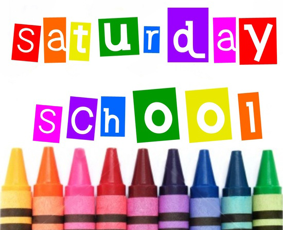 CC Saturday School Registration 2020-21