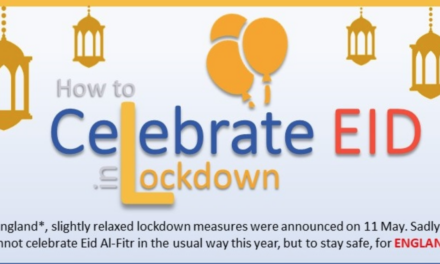 Eid advice during lockdown