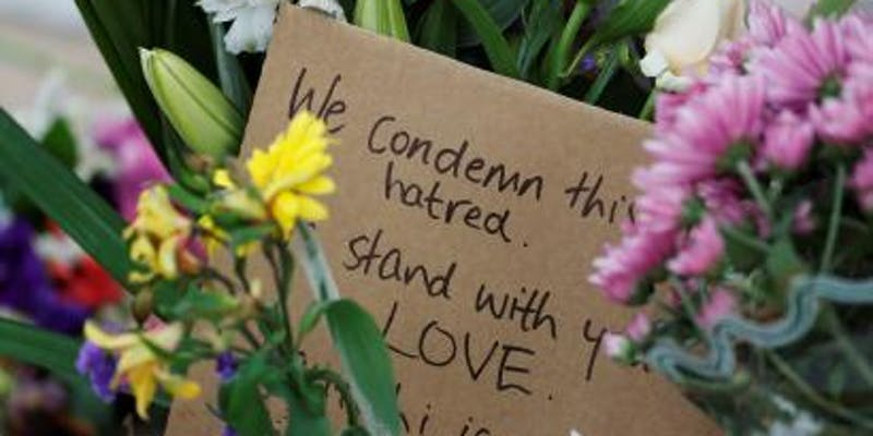 Never Forgotten Forever Loved…an interfaith Christchurch vigil
