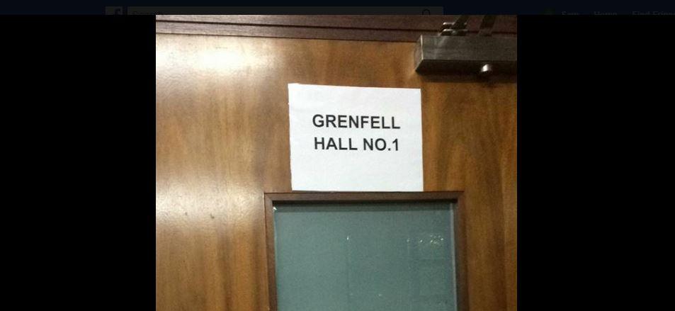 Grenfell Hall at Al-Manaar
