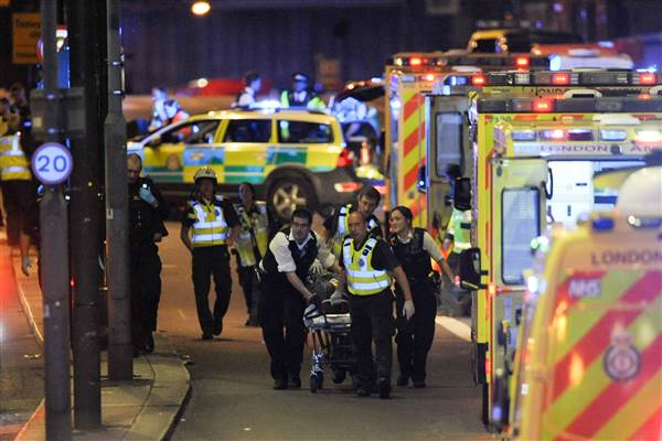Al-Manaar Condemns Terror Attack on London