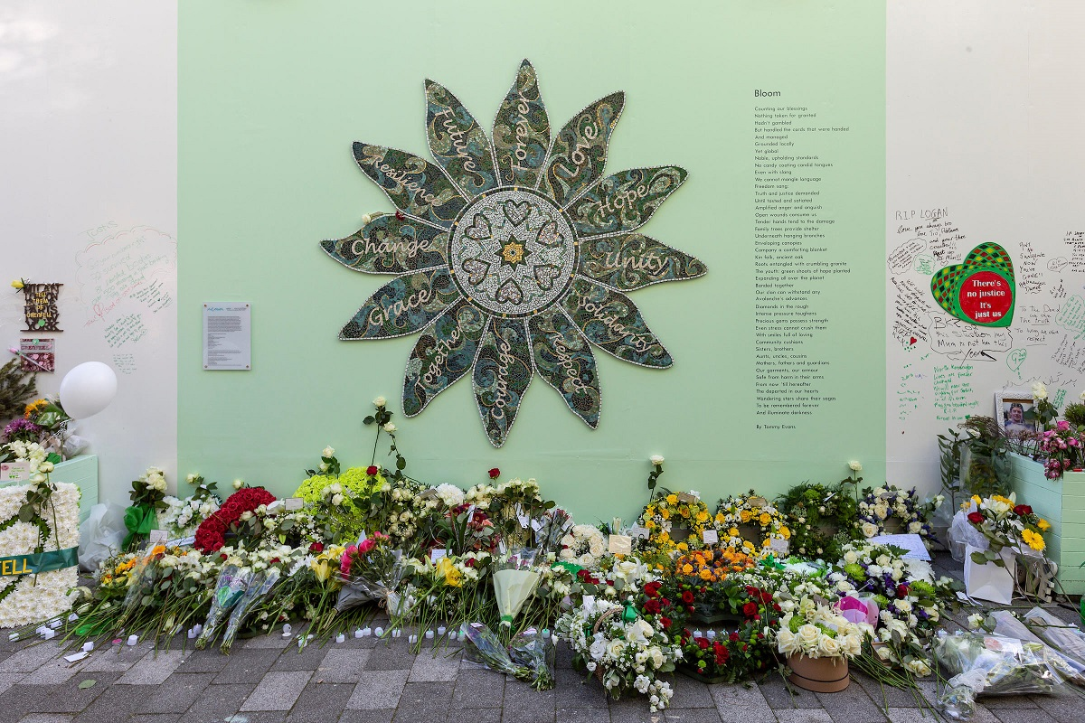 Phase Two of Grenfell Memorial Community Mosaic Announced.