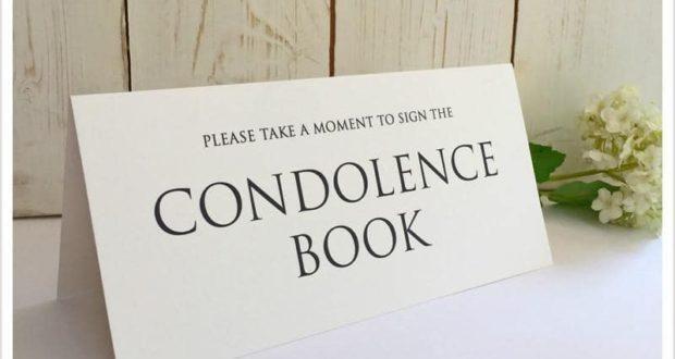 Books of condolences
