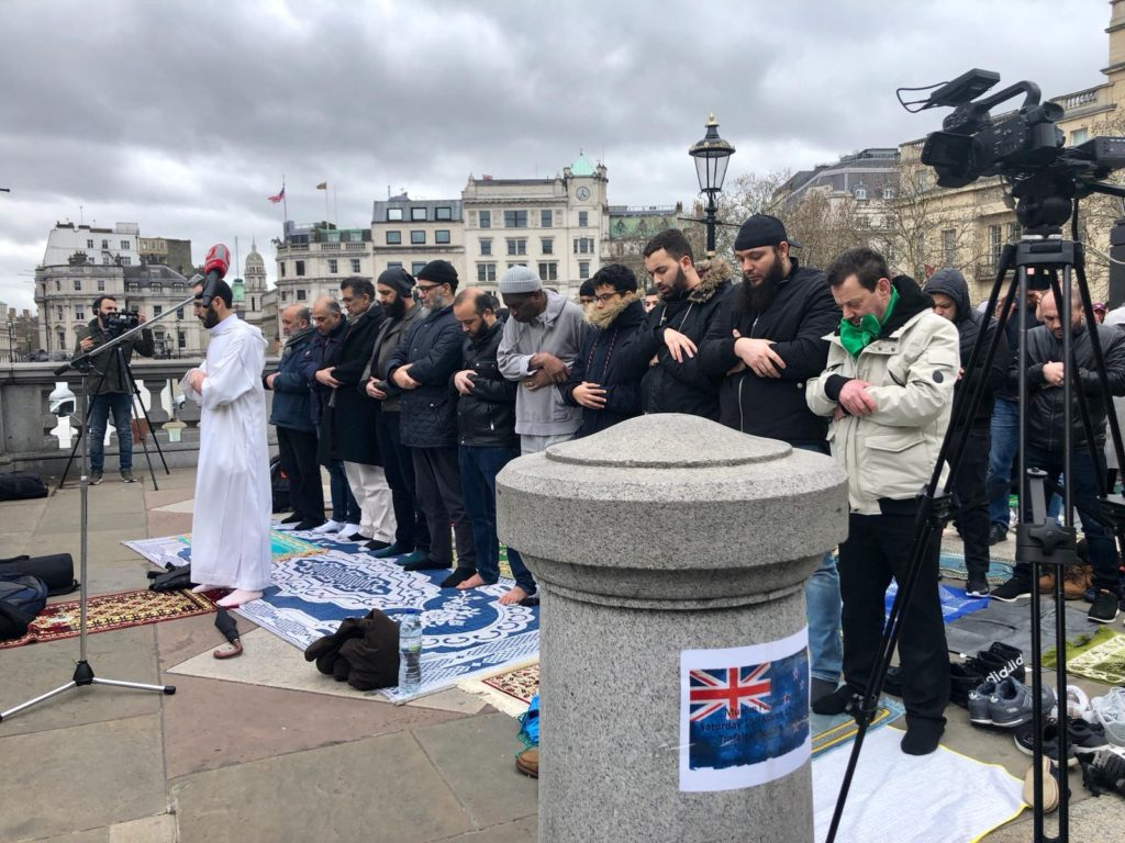 trafalgar square victim prayer2
